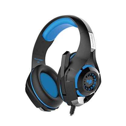 buy Cosmic Byte GS410 Gaming Headphone with Mic (Blue) :Cosmic Byte