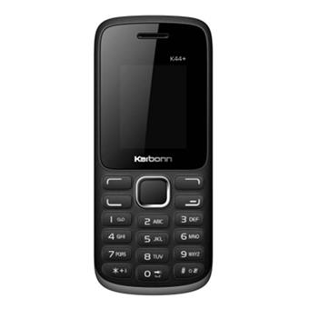 buy KARBONN MOBILE K44 PLUS BLACK :Karbonn