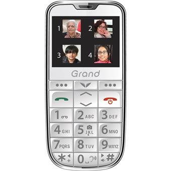 buy EASYFONE MOBILE GRAND WHITE :Easyfone