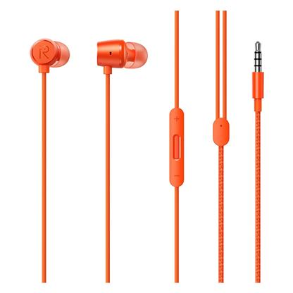 buy REALME EARPHONE BUDS 2 RMA155 ORANGE :RealMe