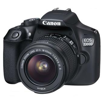 buy CANON DSLR EOS1300DW 18-55 ISII IND :Canon