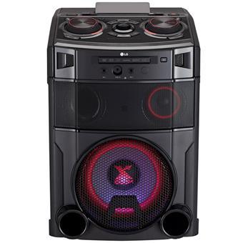 buy LG MINI DVD SYSTEM OM7550D :LG