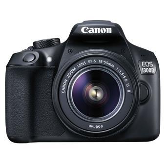 buy CANON DSLR EOS1300DW 18-55 + 55-250 IND :Canon