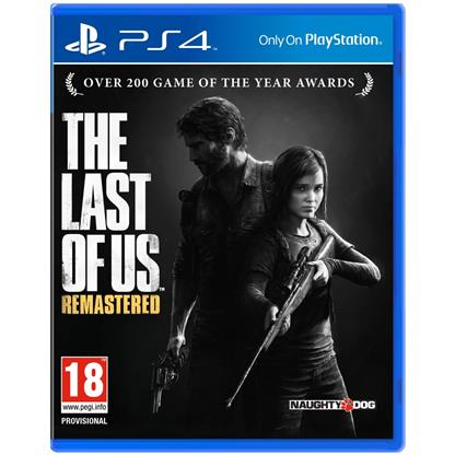 buy SONY PS4 GAME SOFTWARE THE LAST OF US REMASTERED :Sony