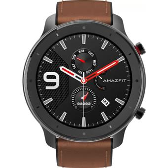 buy AMAZFIT SMART WATCH GTR 47MM ALUMINIUM ALLOY :Amazfit