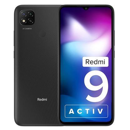 buy REDMI MOBILE 9 ACTIV 4GB 64GB CARBON BLACK :Carbon Black