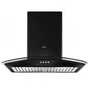 buy ELICA CHIMNEY GLACE ETB PLUS LTW 60 NERO PB LED :Elica