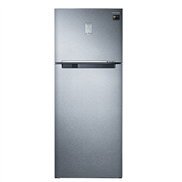 buy Samsung RT42M553ESL 415Ltr Frost Free Refrigerator (Real Stainless Look)