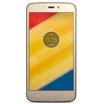 buy MOTOROLA MOBILE C PLUS 2GB 16GB GOLD :Motorola