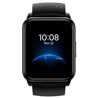buy REALME SMART WATCH 2 RMW2008 BLACK :Smart Watches & Bands