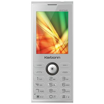 buy KARBONN MOBILE K9 STAAR WHITE :Karbonn