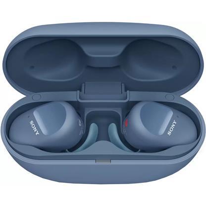 buy SONY TWS NOISE CANCELLING BUDS WF-SP800N/LM BLUE :Sony