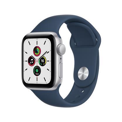 buy APPLE WATCH SE 40 SIL AL AB SP GPS MKNY3HN/A :Apple Watch