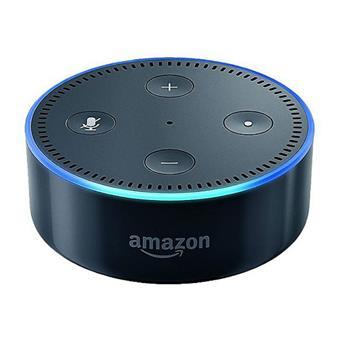 buy AMAZON SPEAKER ECHO DOT BLACK :Amazon