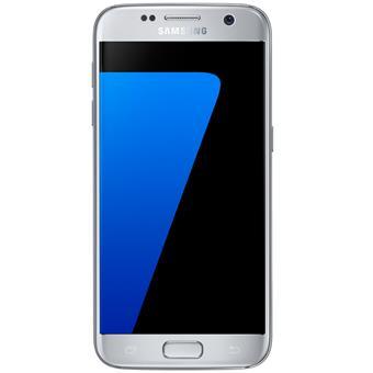 buy SAMSUNG MOBILE GALAXY S7 EDGE G935F 32GB SILVER TITANIUM :Samsung