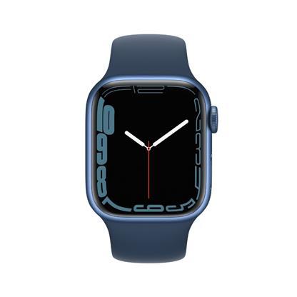 buy APPLE WATCH S7 41MM BLUE AL ABY SP GPS MKN13HN/A :Apple Watch