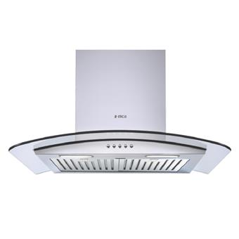 buy ELICA CHIMNEY GLACE TF ETB PLUS LTW 60 PB LED :Elica