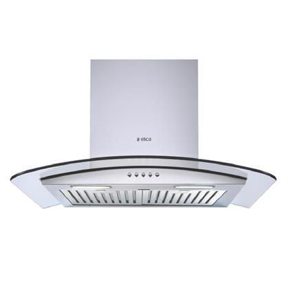buy ELICA CHIMNEY GLACE TF ETB PLUS LTW 60 PB LED :Elica