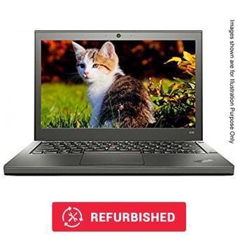 buy REFURBISHED LENOVO X240 4TH CI5 8GB 500GB W10 QCNBAG00756 :Lenovo