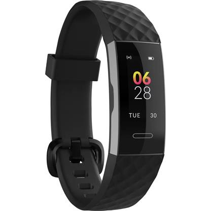buy Noise ColorFit 2 Smart Fitness Band with Coloured Display - Midnight Black :Noise