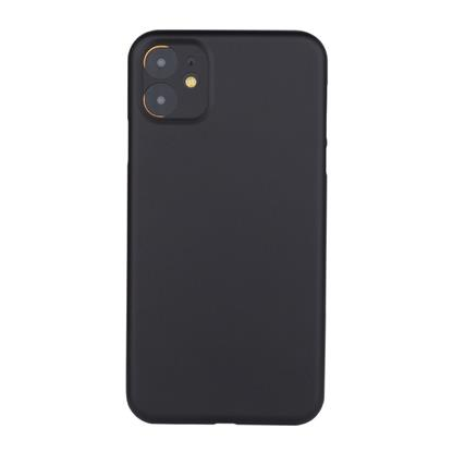 """buy Stuffcool Thins Ultra Slim Back Case Cover for Apple iPhone 11 6.1"""" - Black :Stuffcool"""