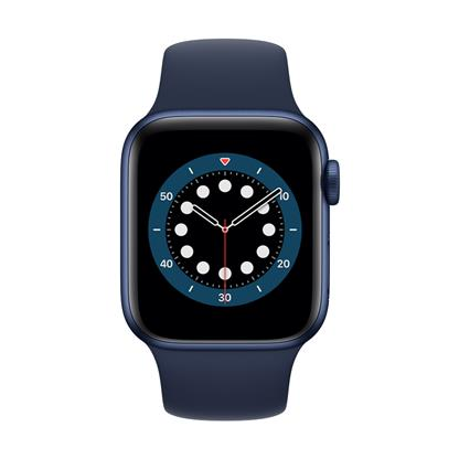 buy APPLE WATCH S6 40MM BLU AL NAVY SP CEL M06Q3HN/A :Apple