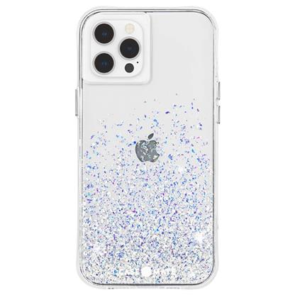 buy Case-Mate Twinkle Ombre Hard Back Case Cover for iPhone 12/12 Pro - Stardust :Casemate