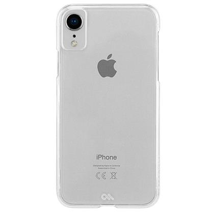 buy Case-Mate Barely There Hard Back Case Cover for Apple iPhone XR - Clear :CASEMATE