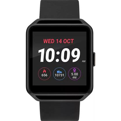 buy TIMEX ICONNECT SMART WATCH TW5M31200 BLACK :iConnect by Timex