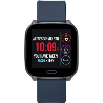 buy TIMEX SMART WATCH ICONNECT ACTIVE TW5M34300 NAVY BLUE :iConnect by Timex