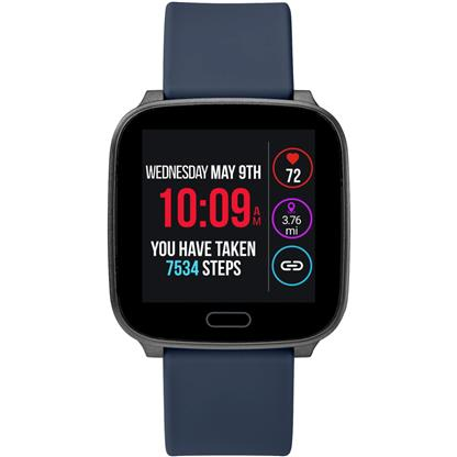 buy TIMEX SMART WATCH ICONNECT ACTIVE TW5M34300 NAVY BLUE :Timex