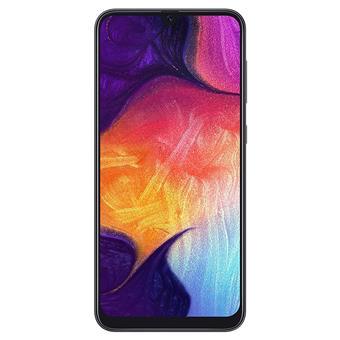 buy SAMSUNG MOBILE A50 A505FD 4GB 64GB BLACK :Samsung