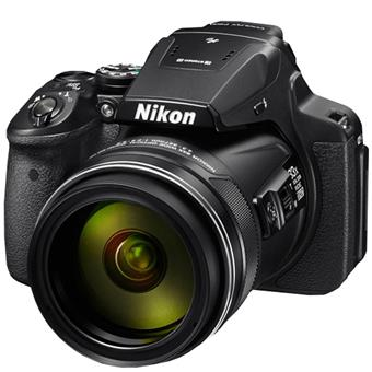 buy NIKON STILL CAMERA P900 BLACK :Nikon