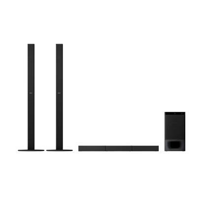 buy SONY 5.1ch SOUNDBAR SYSTEM HTS700RF :Dolby Audio Soundbar Home Theatre System with Tall boy Speakers