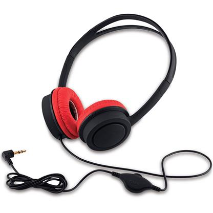 buy IBALL STAR KYDZ WIRED HEADPHONE BLACK AND RED :IBall