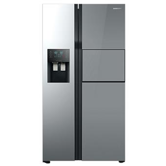 Samsung Rs51k56h02a 571ltr Side By Side Refrigerator Black Mirror