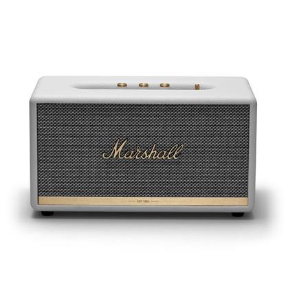 buy MARSHALL STANMORE 2 POWERED BT SPEAKER MS-STMR2-WHT :Iconic Marshall Design