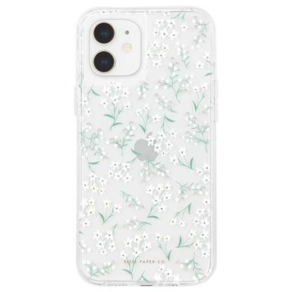 buy Rifle Paper Co. Hard Back Case Cover for iPhone 12 Mini - Boquet :Casemate