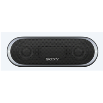 buy SONY PORTABLE BLUETOOTH SPEAKER SRSXB20 BLACK :Sony