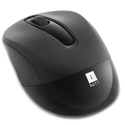 buy IBALL WIRELESS MOUSE FREEGO G100 BLACK :Wireless Mouse