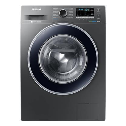 buy SAMSUNG WM WW80J54E0BX ECO STEAM CRYSTAL DOOR INOX (8.0 KG) :Samsung