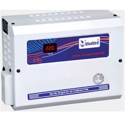 buy BLUE BIRD VOLTAGE STABILIZER 5.0KVA DOUBLE STEP :Bluebird