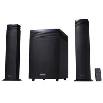 buy PANASONIC 2.1 SPEAKER SYSTEM SCHT20GWK :Panasonic