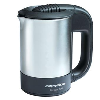 buy M/RCRD TRAVEL KETTLE VOYAGER 200 :Morphy Richards