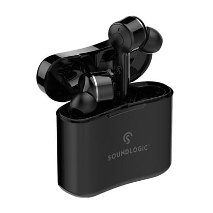 buy SOUNDLOGIC TRUE BEATS PRO TWS TWE006 BLACK :Soundlogic