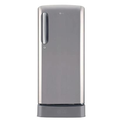 buy LG REF GLD201APZZ SHINY STEEL (190) :Toughened Glass