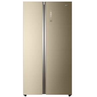 Haier Hrf618gg 565ltr Side By Side Refrigerator Golden