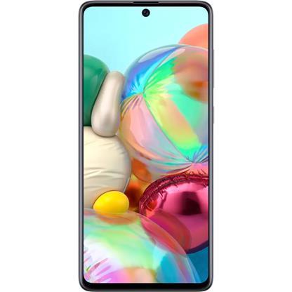 buy SAMSUNG MOBILE GALAXY A71 A715FW 8GB 128GB SILVER :Silver