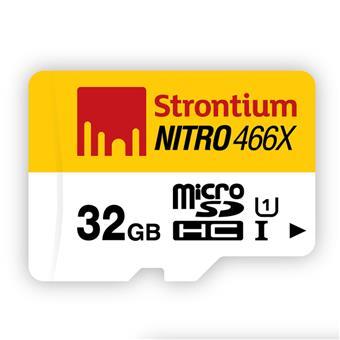 buy STRONTIUM NITRO 32GB MICRO SD CARD CLASS 10 :Strontium