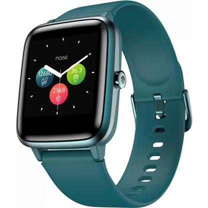 buy Noise Colorfit Pro 2 Full Touch Control Smart Watch (Teal Green) :Noise